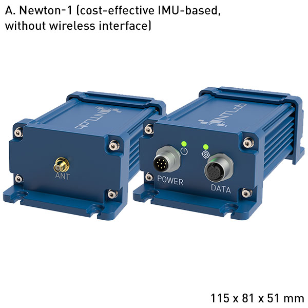 Newton-1 High performance GNSS+INS integrated system supporting RTK and PPP technologies A