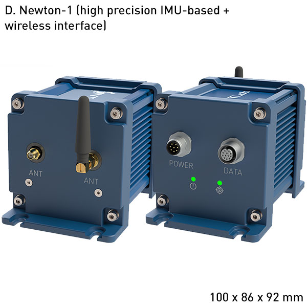 Newton-1 High performance GNSS+INS integrated system supporting RTK and PPP technologies D